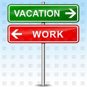 E. CAROL WEBSTER, PH.D. Leave Staff on Vacation Alone — E ...
